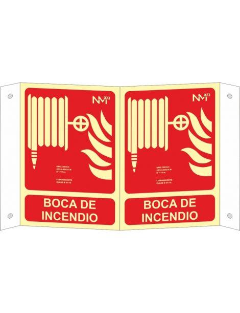 PANORÁMICA BOCA DE INCENDIO