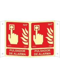 PANORÁMICA PULSADOR DE ALARMA