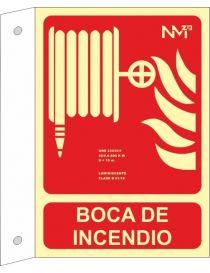 BANDEROLA BOCA DE INCENDIO