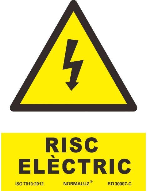 SEÑAL RISC ELECTRIC