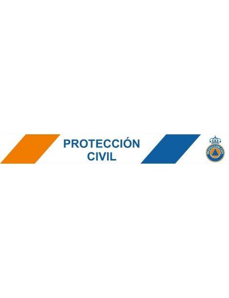 CINTA BALIZAMIENTO PROTECCIÓN CIVIL