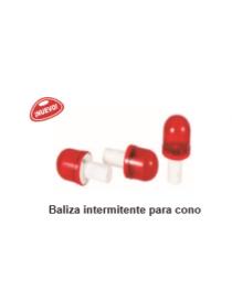 BALIZA INTERMITENTE PARA CONO