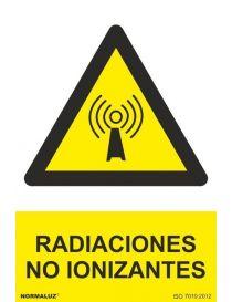 Señal Radiaciones No Ionizantes