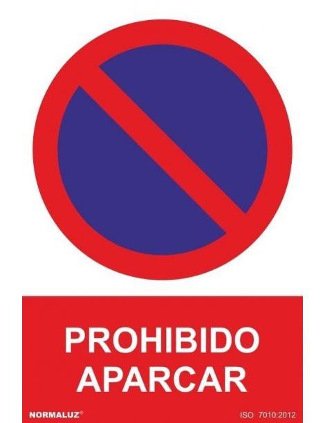 Señal Prohibido Aparcar