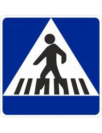 Señal Paso de Peatones