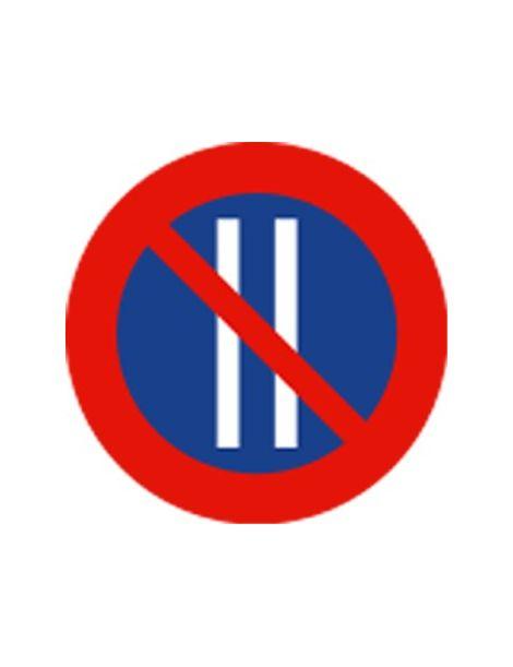 Señal Estacionamiento Prohibido Los Días Pares