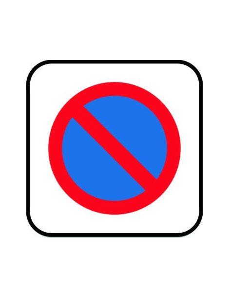 Señal Zona de Estacionamiento Limitado