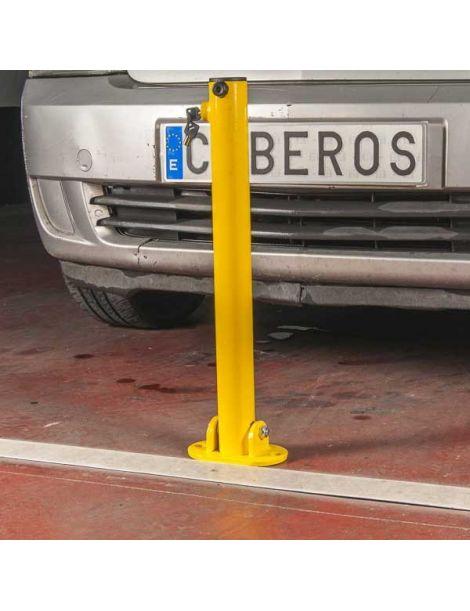 Poste Abatible guardaplaza Parking