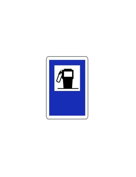 Señal Surtidor de Carburante