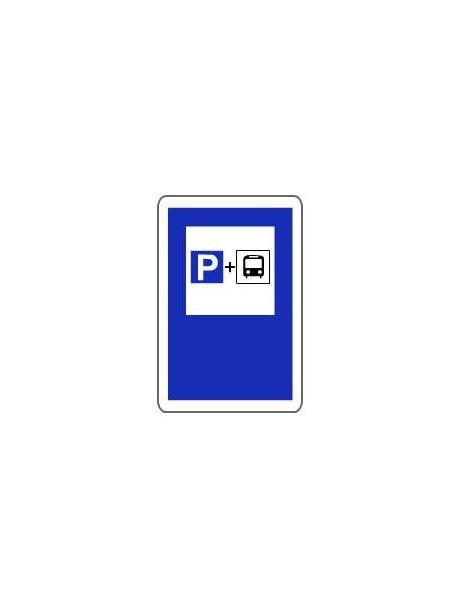 Señal Estacionamiento Para Usuarios de Autobús