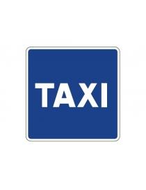Señal Parada de Taxi