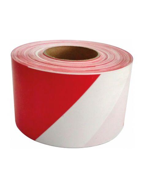 Cinta Balizamiento Roja-Blanca