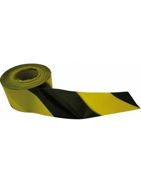 Cinta Balizamiento Amarilla-Negra