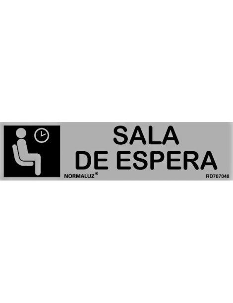 Placa Informativa Sala de Espera