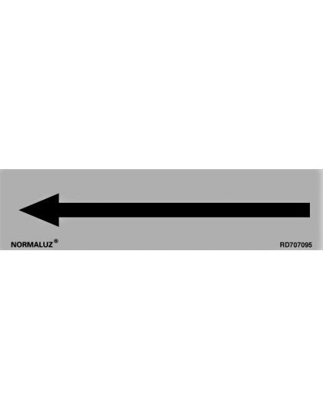 Placa Informativa Flecha