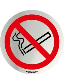 Placa Informativa Prohibido Fumar