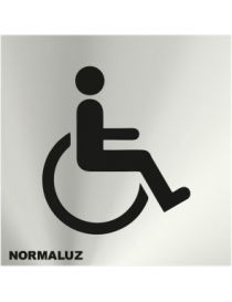 Placa Informativa Minusvalidos