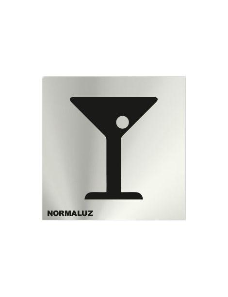 Placa Informativa Zona Bar