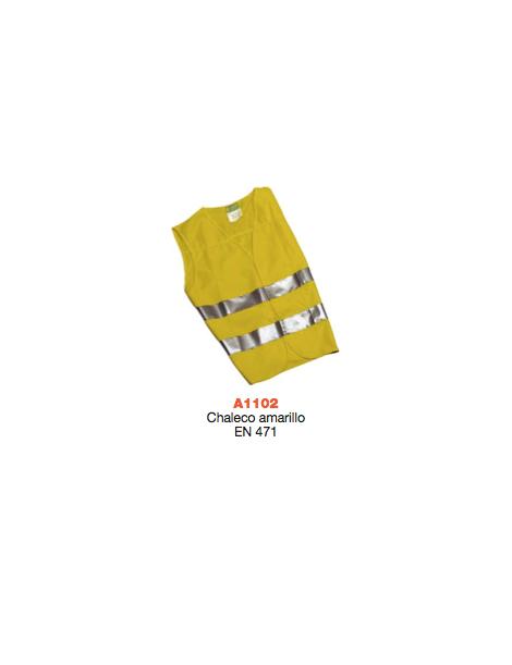 Chaleco Amarillo EN471
