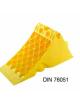 Calzo Rueda 383x160x193 plástico
