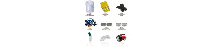 Artículos para el Kit ADR