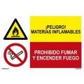 COMBINADAS PELIGRO Y PROHIBIDO